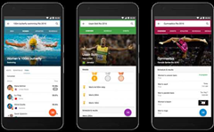 Google steps things up for Rio Olympics