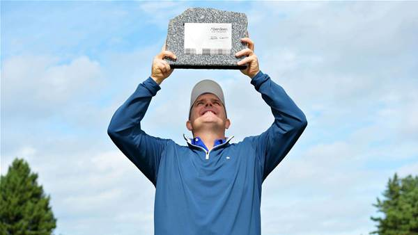 EURO TOUR: Wall's 16-year wait pays off