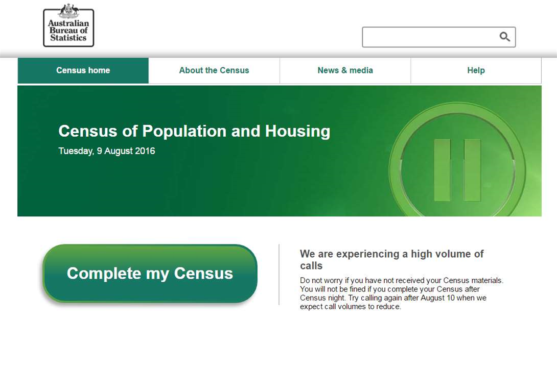 Privacy Commissioner 'satisfied' with Census data security