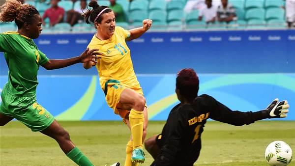'Pressure all on Brazil'