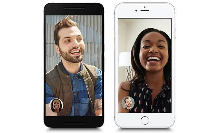 Google launches FaceTime, Skype rival Duo