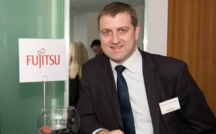 Fujitsu channel boss departs
