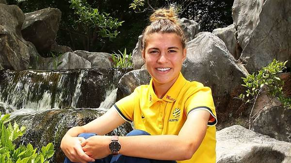 Time for the Matildas to step it up...