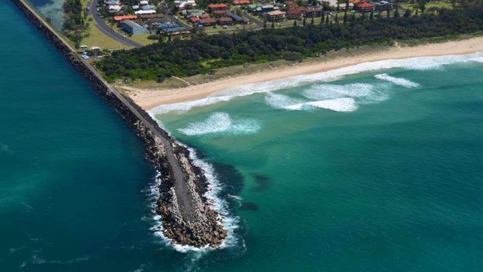 Are Drones The Answer To The Shark Problem On The NSW North Coast?
