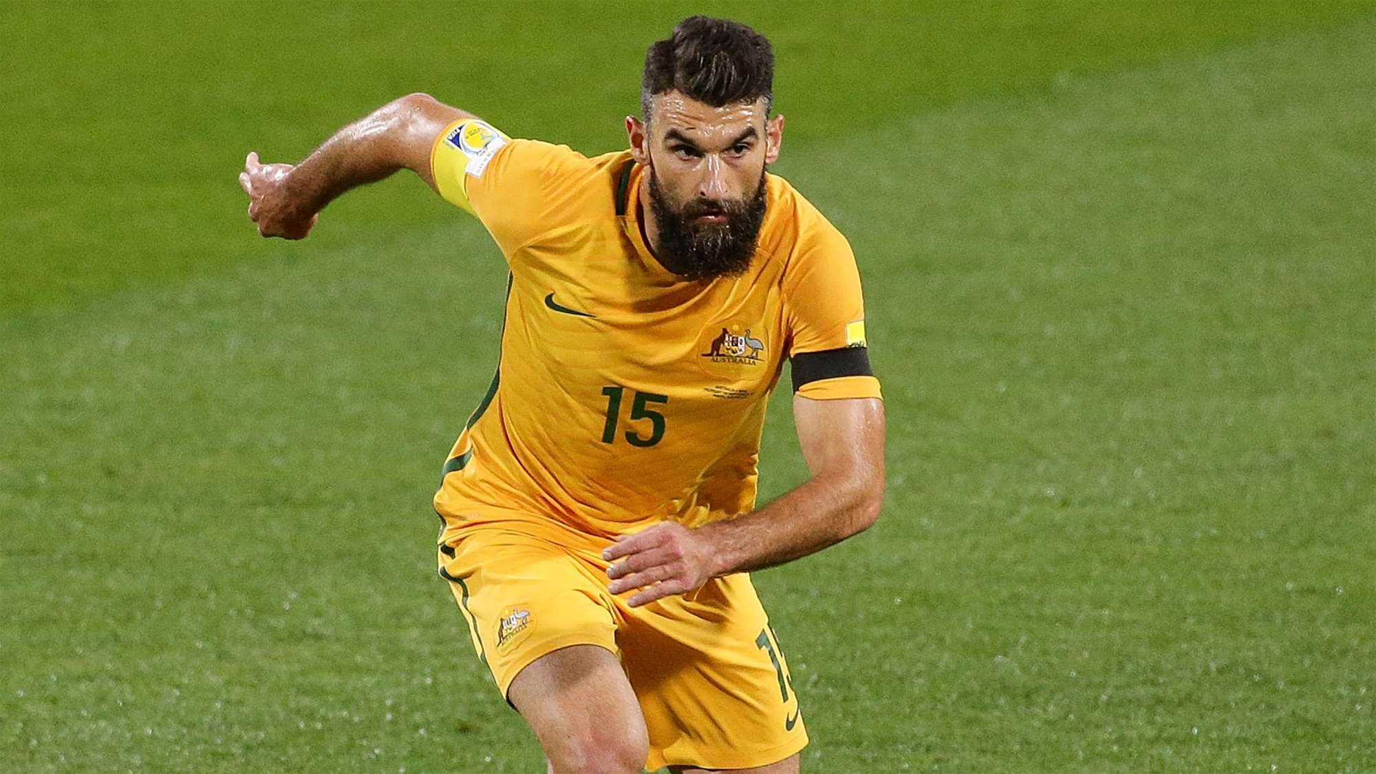 Jedinak: Club success good for Australia