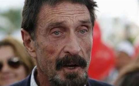 John McAfee sues Intel over naming rights amid spin-off