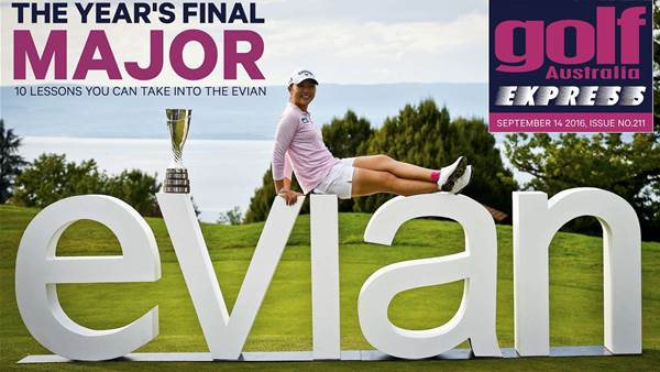 GA Express Issue 211: The Year's Final Major