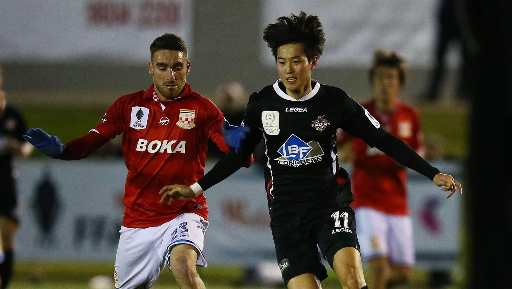 Choi to cause havoc for Sydney FC