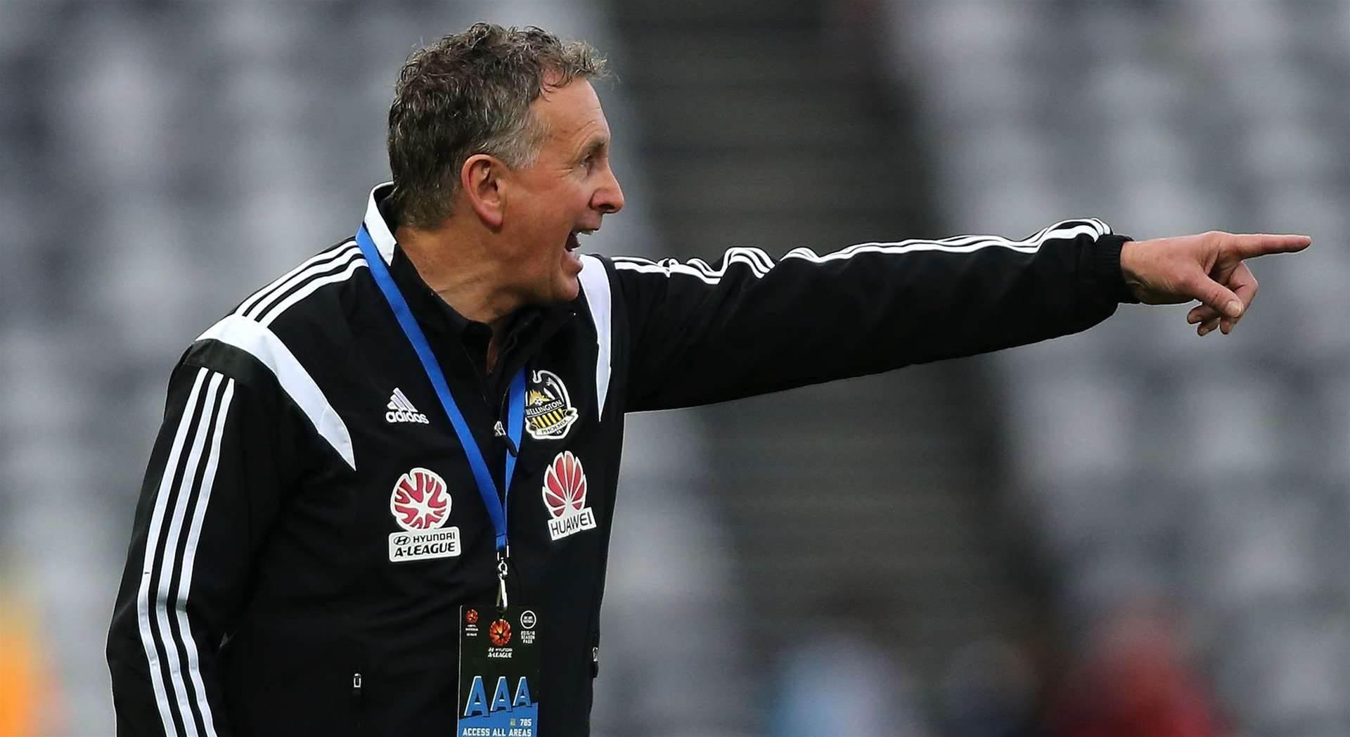 Merrick demands fixture overhaul