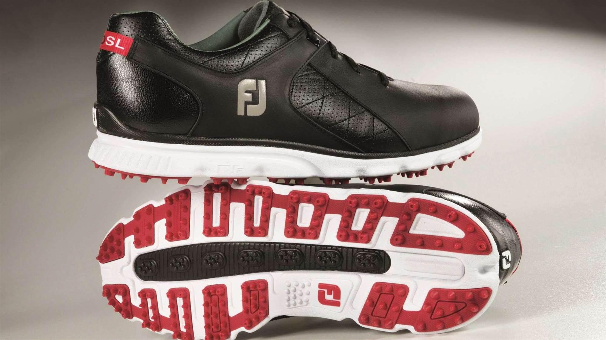 NEW GEAR: FootJoy Pro/SL shoes