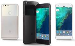 Google challenges Apple with Pixel smartphone