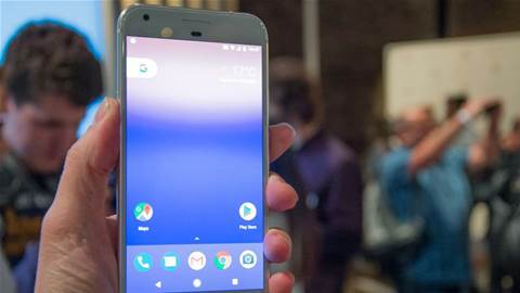 Hands-on with Google's stunning new Pixel phones