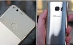 Head-to-Head: Google Pixel vs Samsung Galaxy S7
