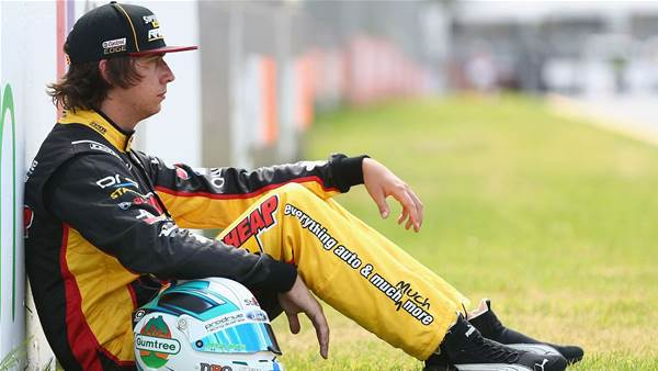 Chaz Mostert ready for redemption ahead of 2016 Bathurst 1000