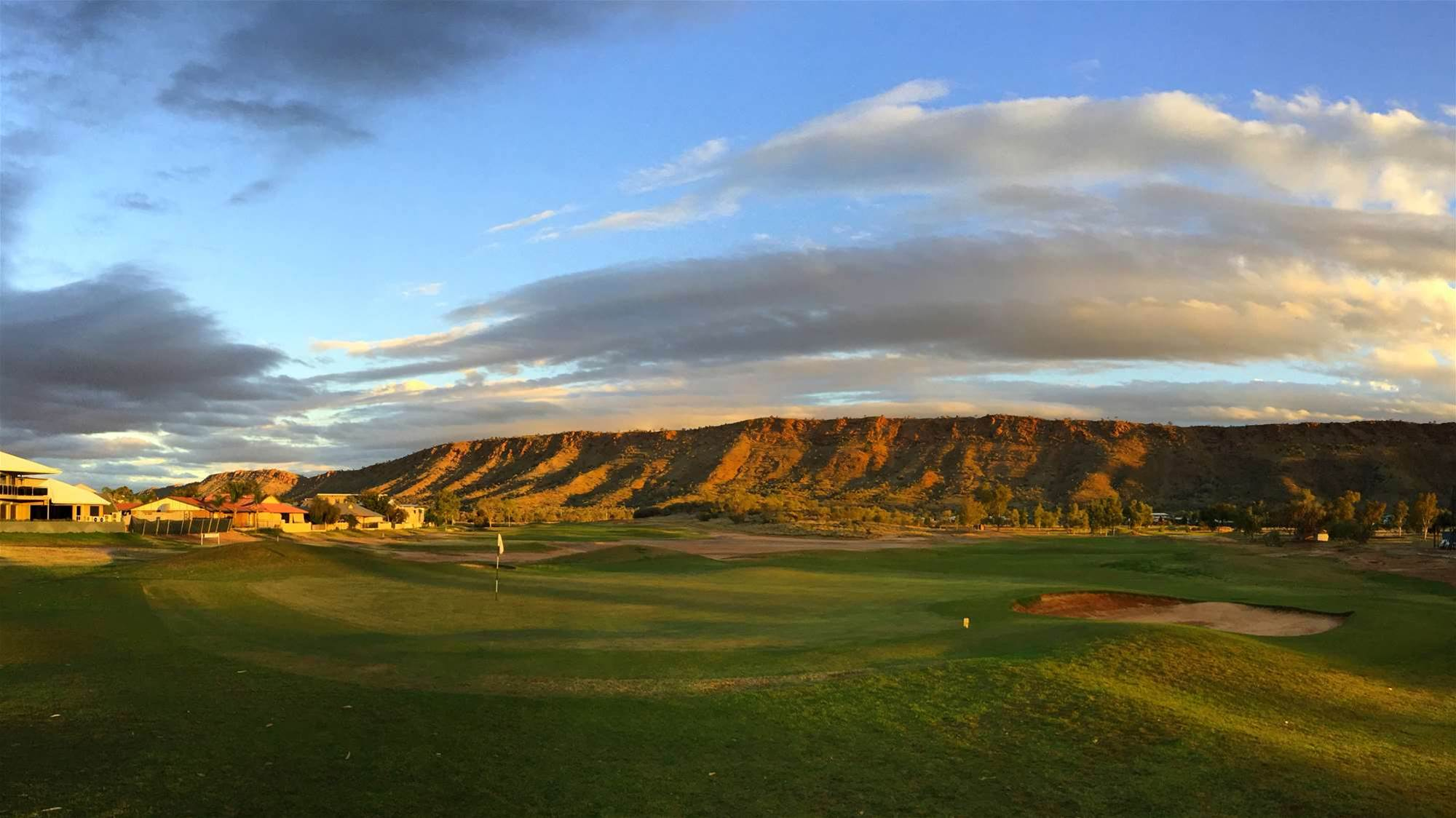 REVIEW: Alice Springs Golf Club