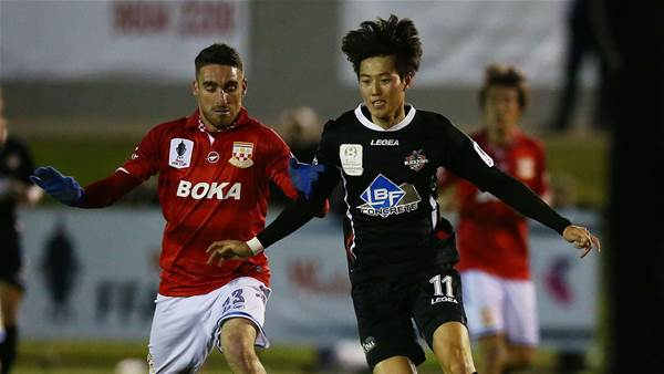 Choi: Reds have advantage over City