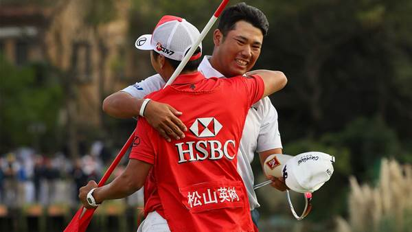 WGC: Matsuyama soars to seven shot win in Shanghai