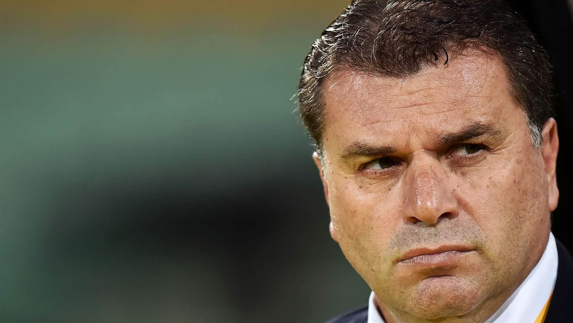 Ange: Socceroos right back spot up for grabs