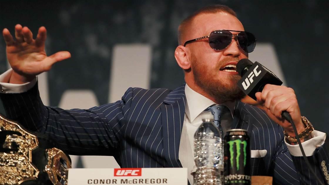 """McGregor to Alvarez: """"I'm going to retire you"""""""