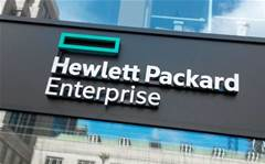 HPE executive wishes Dell EMC 'good luck'