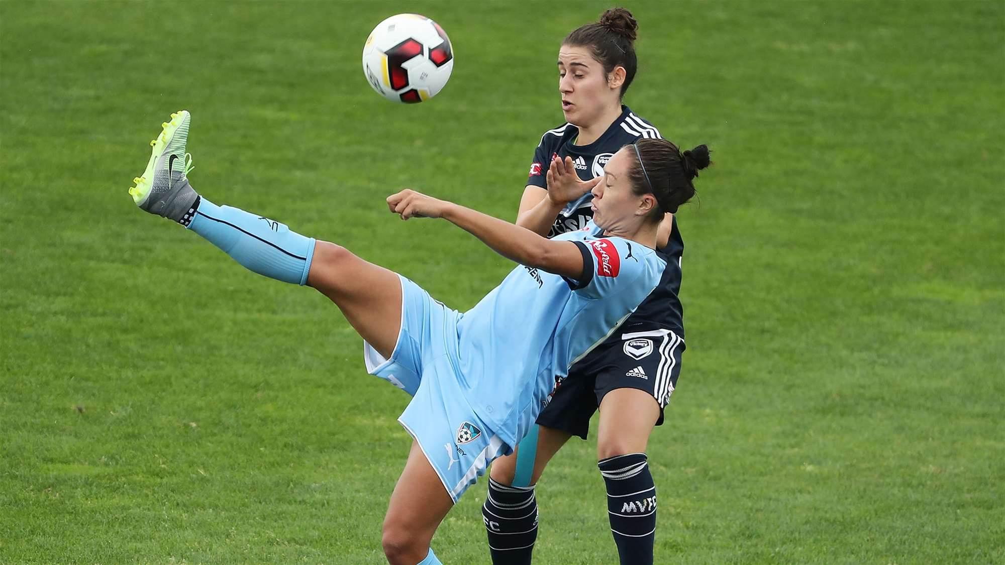 Kyah Simon supports US-Aussie league deal