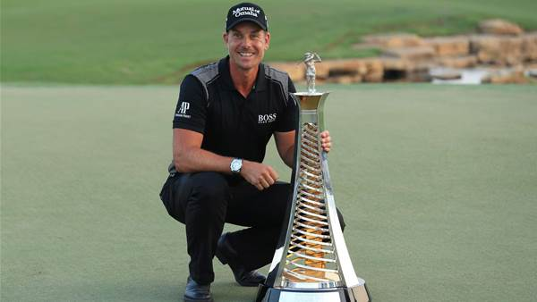 EURO TOUR: Stenson wins Race to Dubai again