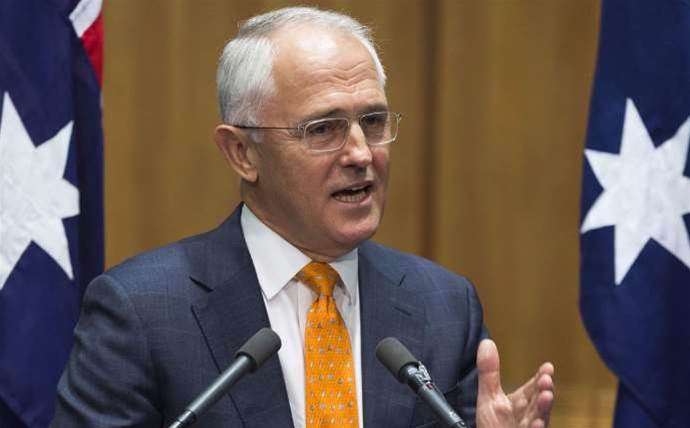 Malcolm Turnbull wants government access to encrypted social media services