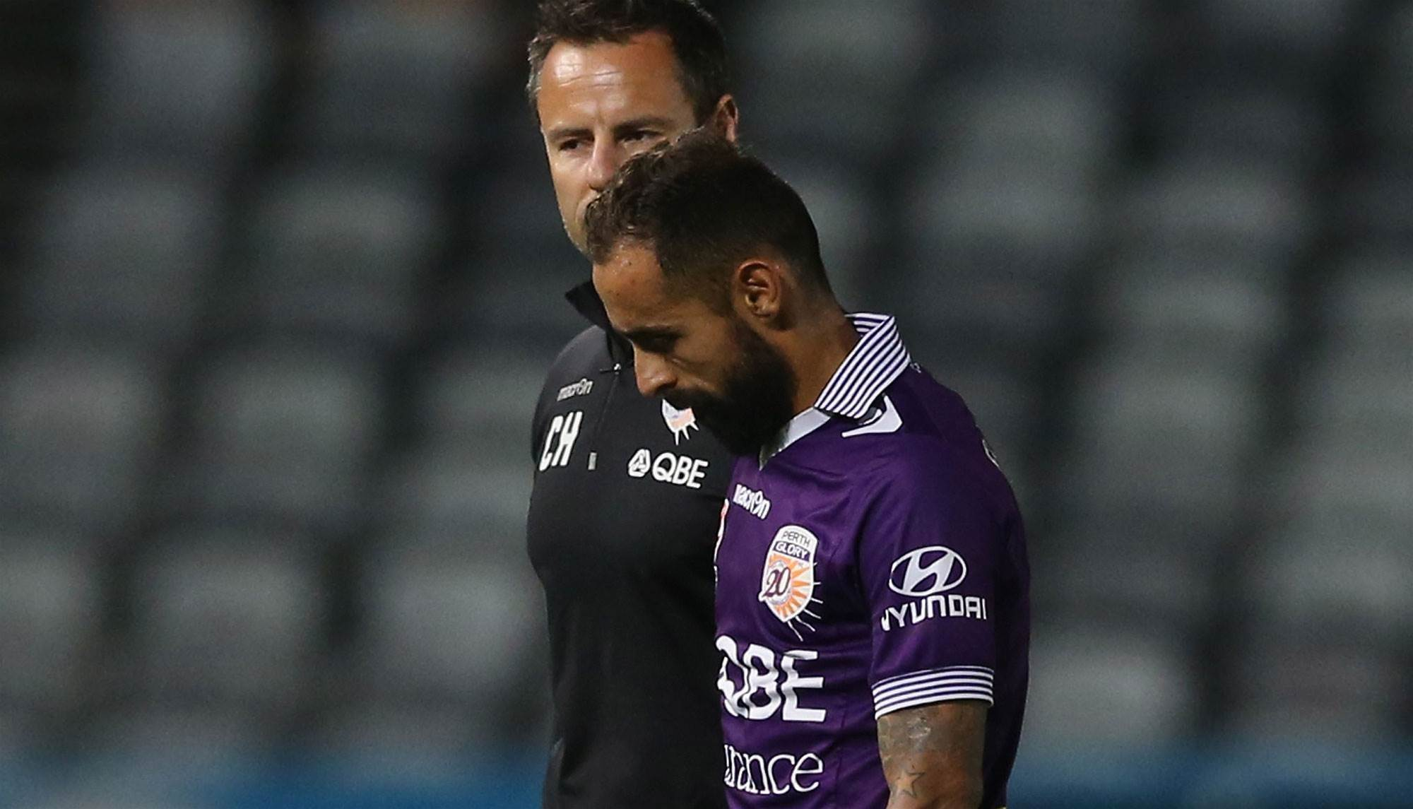 Glory confirm double injury blow