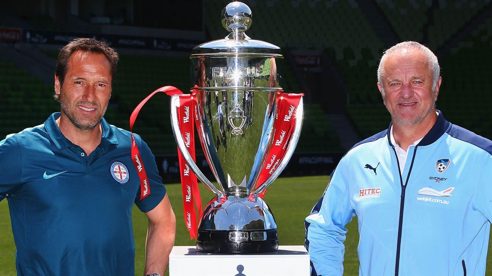 "JVS: Winning FFA Cup ""Only the start"""