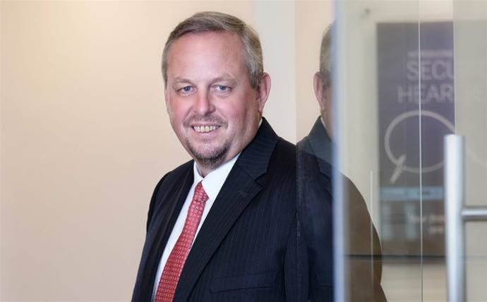 Former EMC channel general manager Joergen Jakobsen joins Sophos