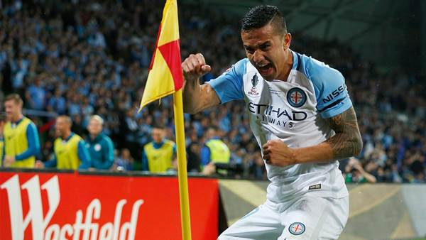 Cahill heads City to cup glory