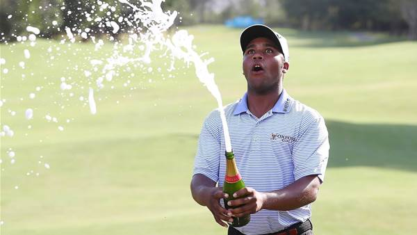 AUS PGA: Varner's 65 pops cork on maiden win