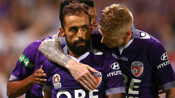 Castro fitness boost for Glory