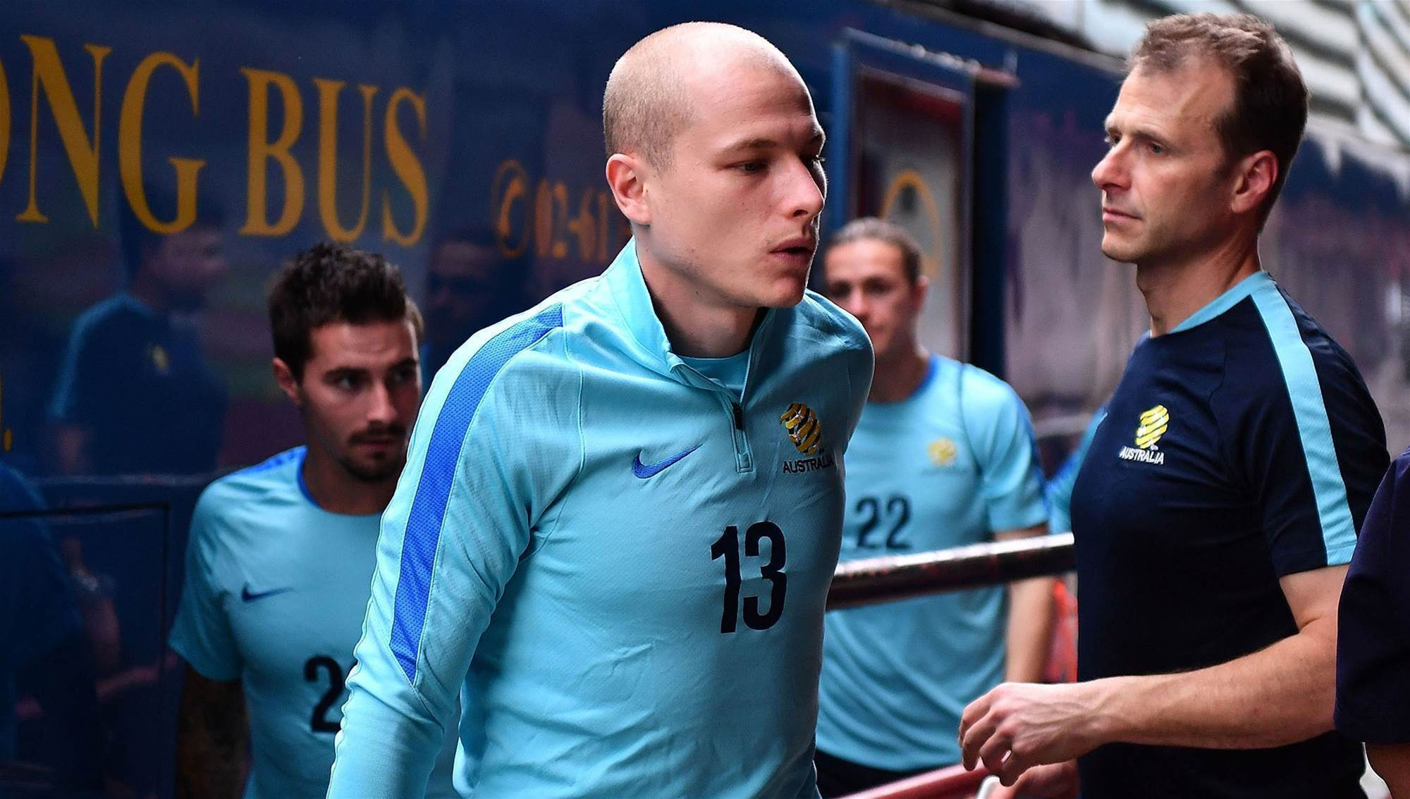 Man City keeping tabs on Mooy