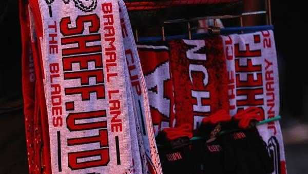 Skapetis trials with Sheffield United