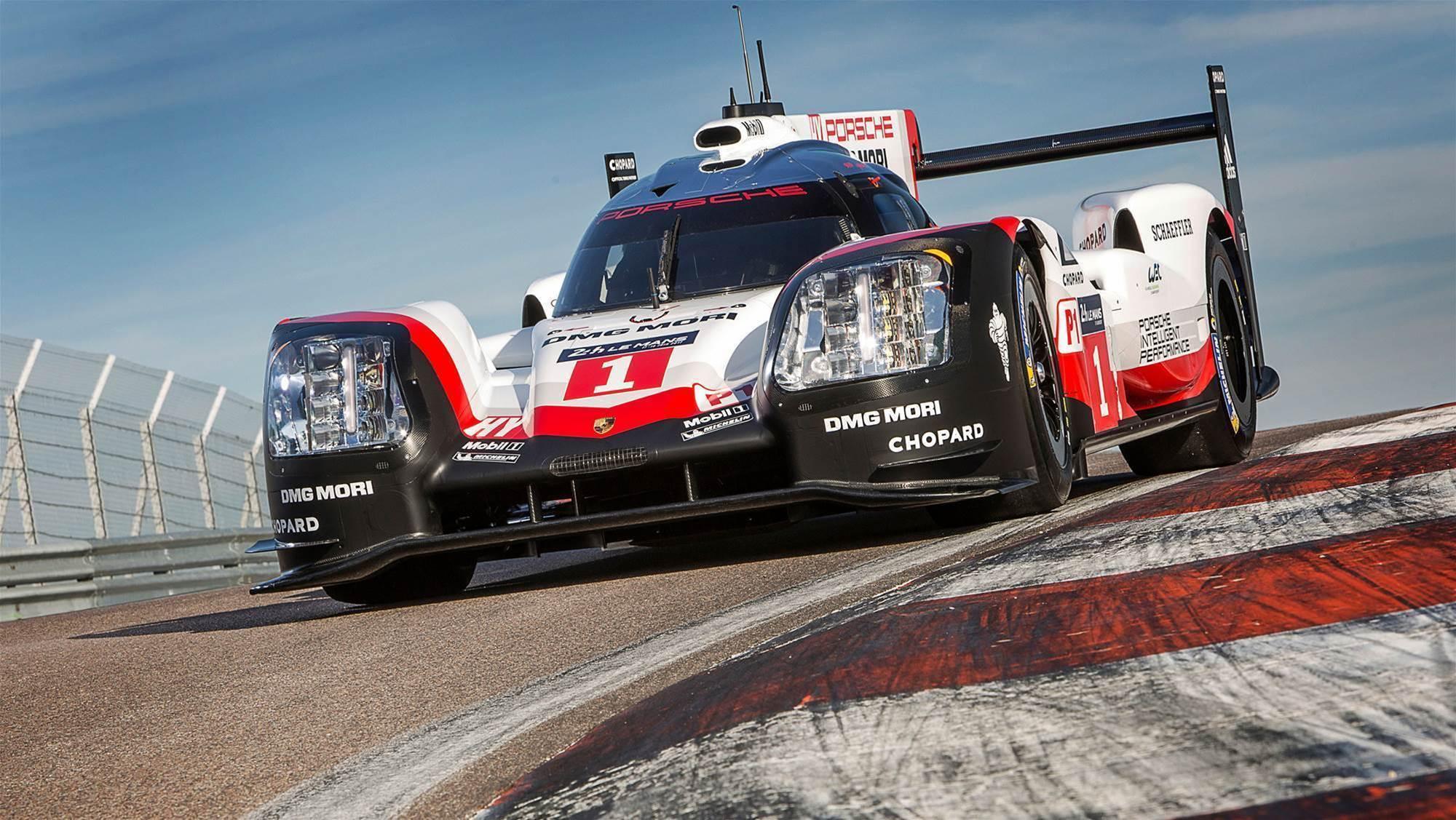 Toyota and Porsche set for Silverstone WEC showdown