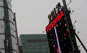 Toshiba warns it might not be able to survive
