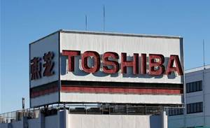 Toshiba approves part-sale of chip business