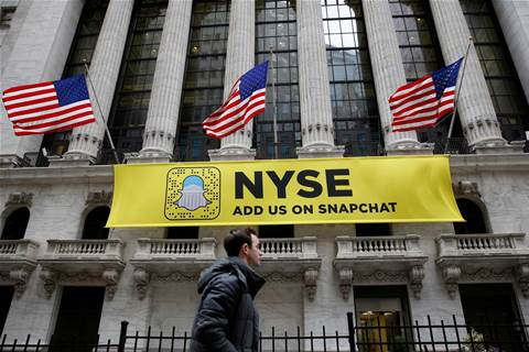 Snapchat to spend US$1 billion on Amazon cloud services in addition to US$2 billion on Google cloud