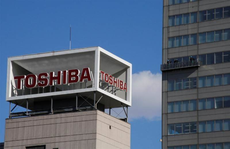 Toshiba chairman resigns after taking US$6.3 billion hit