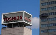 Toshiba seeks US$8.8 billion for stake in chip business: report