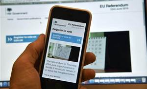 Brexit referendum website might have been hacked