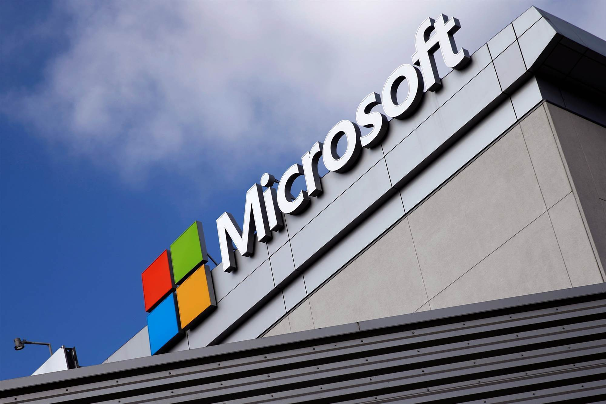 Microsoft cloud sales jump 11 percent to US$6.7 billion