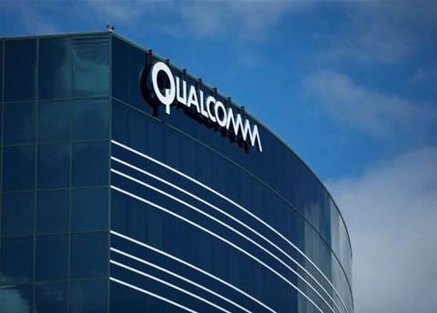 Qualcomm sues four Apple manufacturers