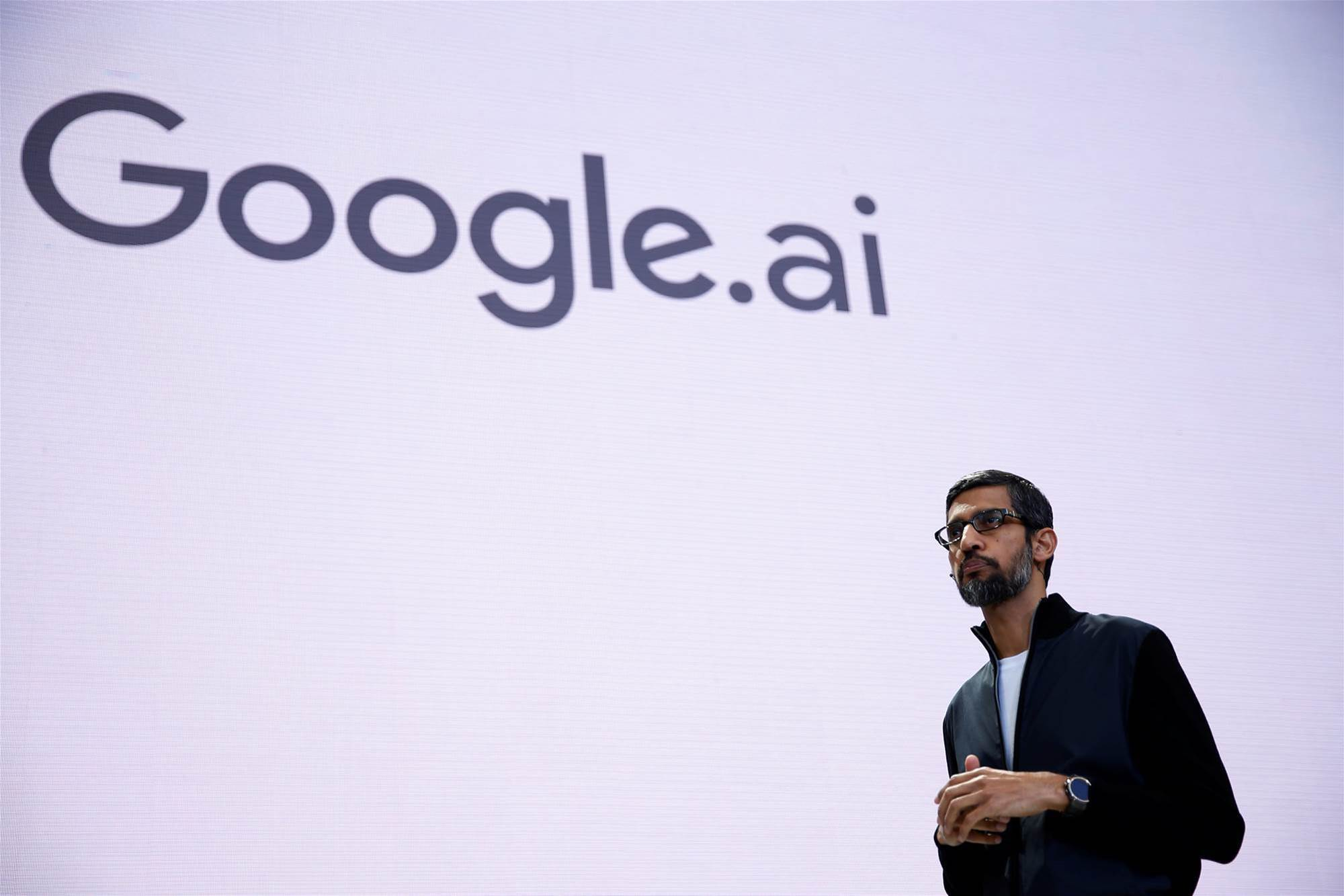 Google shifts focus to apps and AI for mobile