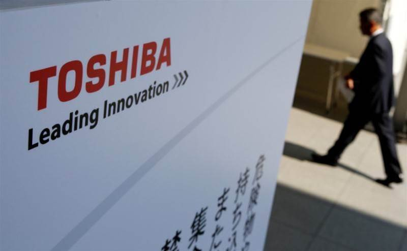 Toshiba reveals preferred bidder for chip unit