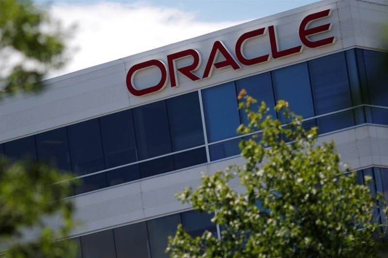 Oracle quarterly profit beats estimates