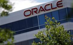 Oracle quarterly profit beats estimates