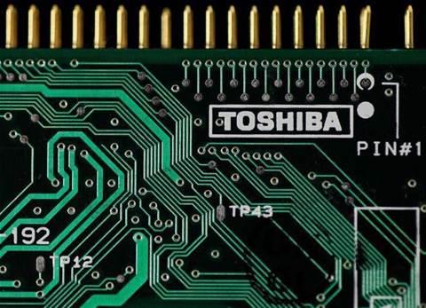 Toshiba sues Western Digital for blocking chip unit sale