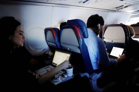 US decides against expanding laptop ban